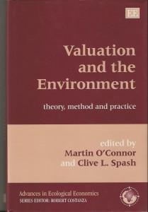 1999 OConnor Spash Valuation Env bk cover
