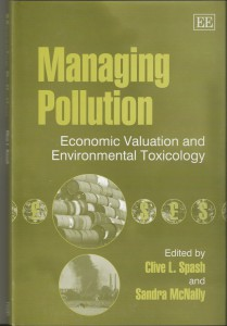 2001 Spash McNally Mg Pollution bk cover