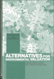 2005 Getzner Spash Stagl Alternatives bk cover